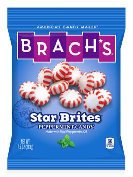 Brachs, Starbrite Peppermint, 7.5 oz. (12 Count)