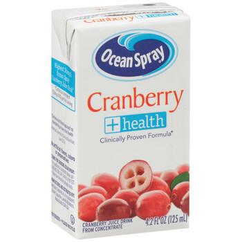 Ocean Spray, Cranberry Juice, 4.2 oz. (40 Count)