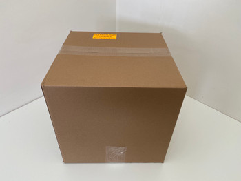 Insulated Styrofoam Cooler W/ Box Combo. 13x13x12.5. (1 Count)