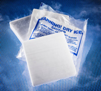 20 Pounds Diamond Cut Dry Ice Blocks