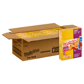 Lunchables, Chicken Nuggets with Capri Sun & Nerds, 9.8 Oz Box (8 Count)