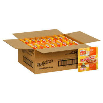 Lunchables, Extra Cheese Pizza, 4.2 oz. (16 Count)