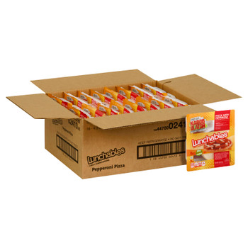 Lunchables, Pizza with Pepperoni, 4.3 Oz Pack (16 Count)