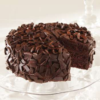 3 Layer Chocolate Thunder Cake