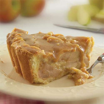 Caramel Granny Apple Pie