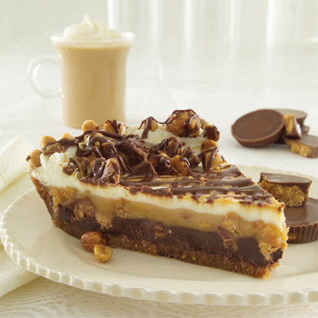 Reese's Chocolate Peanut Butter Pie (Case)