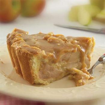Caramel Granny Apple Pie (Case)