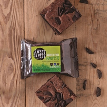 Honduran Chocolate Manifesto Brownies Individually Wrapped (Case)