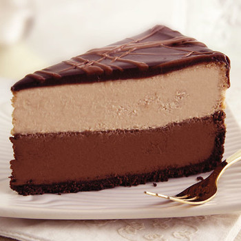 Triple Chocolate Cheesecake (Case)