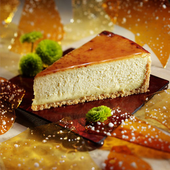 Creme Brulee Cheesecake (Case)