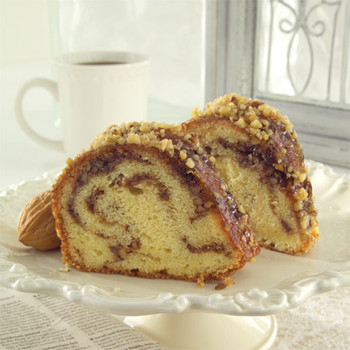 Sandy's Sour Cream Coffee Cake (Case)