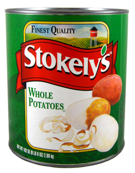 Stokely, Whole Potatoes, 102 oz. (6 Count)