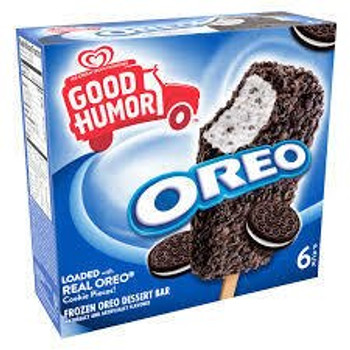 Good Humor, Oreo Bar, 3 oz. (6 Count)