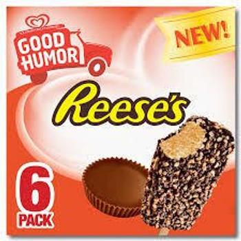 Good Humor, Reese's Bar, 2.75 oz. (6 Count)