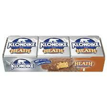 Klondike, Heath Bar, 4 oz. (6 Count)