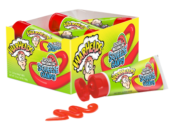 Warheads, Sour Squeeze, 2.25 oz. (72 Count)