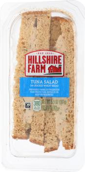 Hillshire Farm, Tuna Salad Wedge, 5.9 oz. (10 Count)