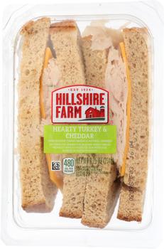 Hillshire Farm, Hearty Turkey & Cheddar Wedge, 8.25 oz. (6 Count)