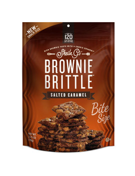 Sheila G's, Salted Caramel Brownie Brittle, 2.75 oz. (8 Count)