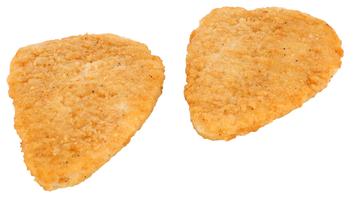 Raised & Rooted, Crispy Plant-Based Chickenless Filet, 10 lb. (1 Count)