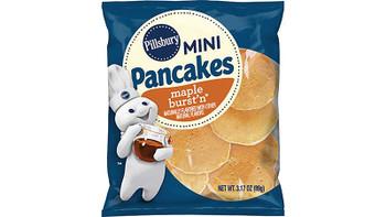 Pillsbury, Mini Maple Bursting Pancake, 3.17 oz. (72 Count)