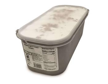 G.S Gelato, Reese's & Cream Gelato, 5 L. (1 Count)