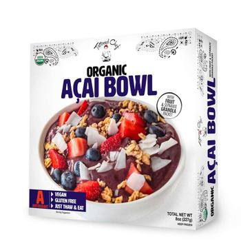 Tattooed Chef, Organic Acai Smoothie Bowl, 8 oz. (1 Count)