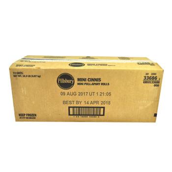 Pillsbury, Frozen Cinnamon Rolls, 2.29 Oz. (72 Count)