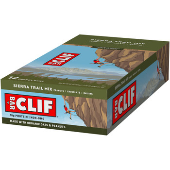 CLIF Bar, Sierra Trail Mix, 2.4 oz. (12 Count)
