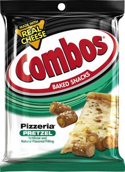 Combos, Pizzeria Pretzel, 6.3 oz. (1 Count)