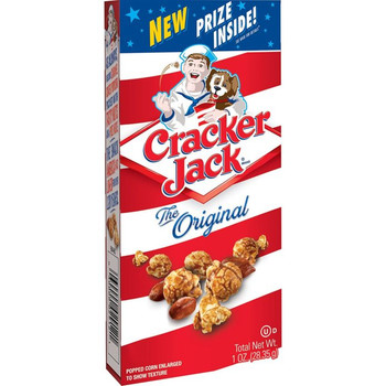 Cracker Jack, The Original, 1.0 oz. Box (1 Count)