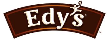 Edy's Premier Edition Ice Cream, Fudge Tracks, 3 Gallons Tub (1 Count)
