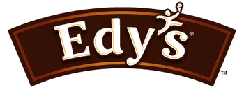 Edy's Premier Edition Ice Cream, Mocha Almond Fudge, 3 Gallons Tub (1 Count)