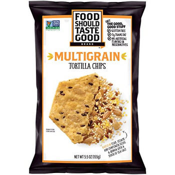 Food Should Taste Good, Multigrain Big Bag, 5.5 oz. Bag (1 Count)