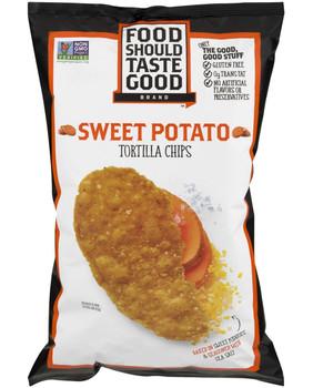 Food Should Taste Good, Sweet Potato Big Bag, 5.5 oz. Bag (1 Count)