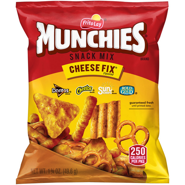 Munchies, Cheese Fix, 1.75 oz. Bag (1 Count)