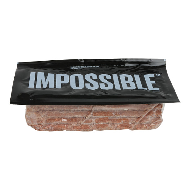 Impossible Burger Bricks, 4-5 lb, (1 count)