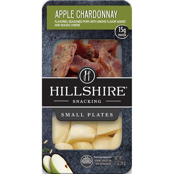 Hillshire Snacking Plates, Apple Chardonnay Pork, 2.76 oz. (1 count)