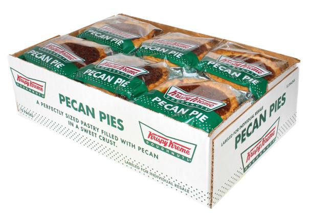 Krispy Kreme, Baked Pecan Pies, 3 Oz (12 Count)