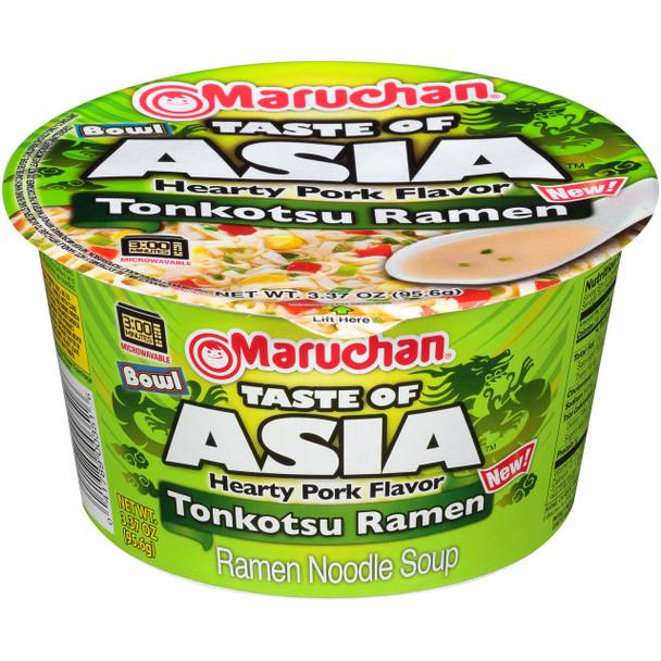 Maruchan, Taste of Asia, Tonkotsu 3.37 oz. Bowl (1 Count)
