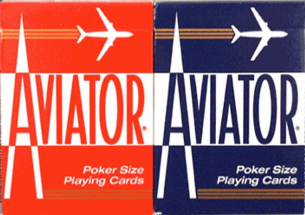 Aviator Playing Cards. Poker. (1 Deck)