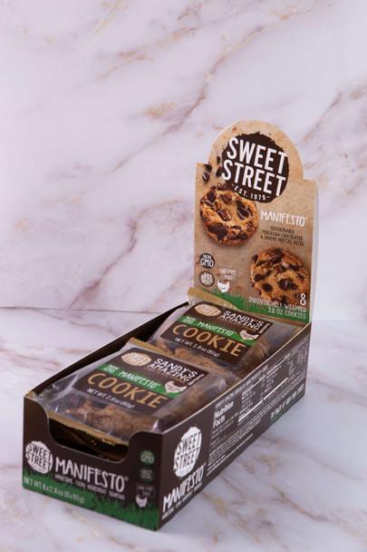 Sweet Street Amazing Choco Chunk Manifesto Cookie, 2.8 oz (8 count)
