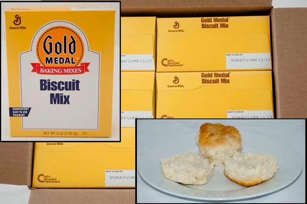 General Mills, Biscuit Mix, 5 lb. - (6 count)