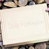 Personalized Embossed Stationery - Folding Notes (EG5020)