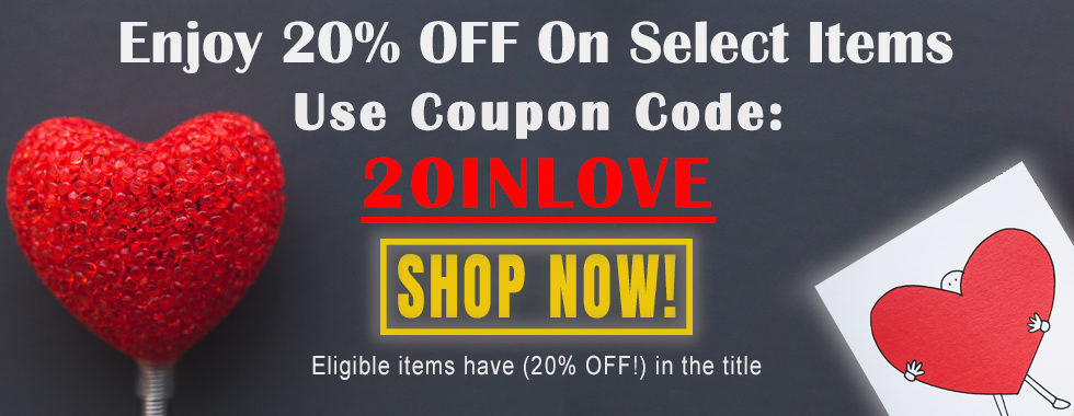 StationeryXpress.com Valentines Day Sale 20% Off Personalized Stationery