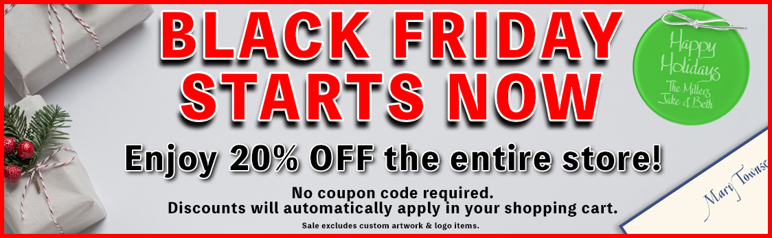 20% OFF Black Friday Sale at StationeryXpress!