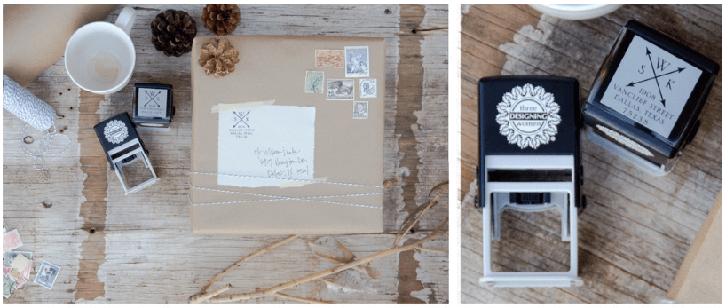 Address Stamps at StationeryXpress.com