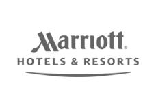 Marriott has worked with StationeryXpress | Logo Stationery