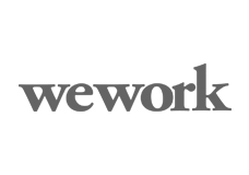 WeWork has worked with StationeryXpress.com | Custom Logo