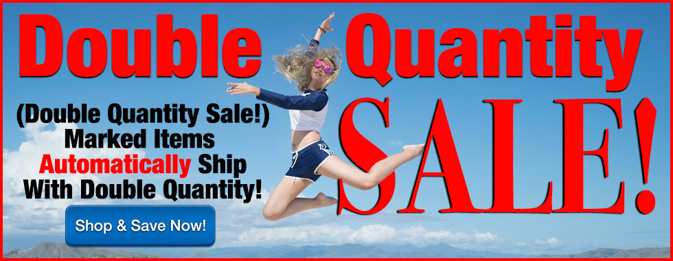 Double Quantity Sale at StationeryXpress!